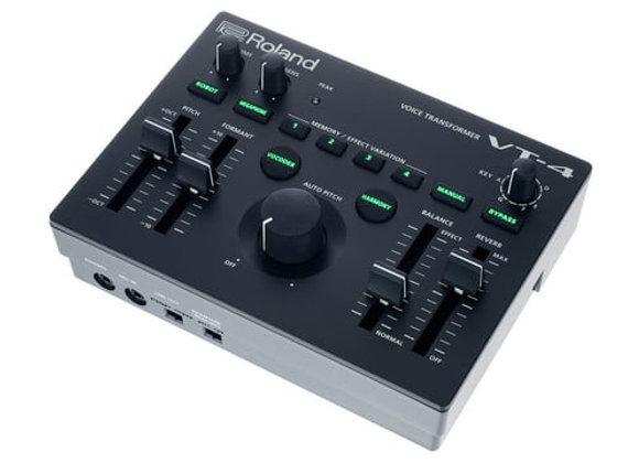 VT-4 Roland - Transformador para voz