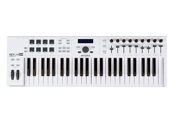 KeyLab Essential 49 ARTURIA - Teclado controlador MIDI 49 teclas
