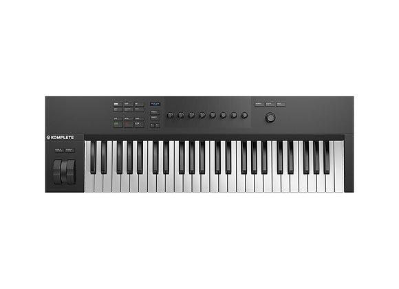 Komplete Kontrol A49 Native Instruments - Teclado controlador MIDI 49 teclas