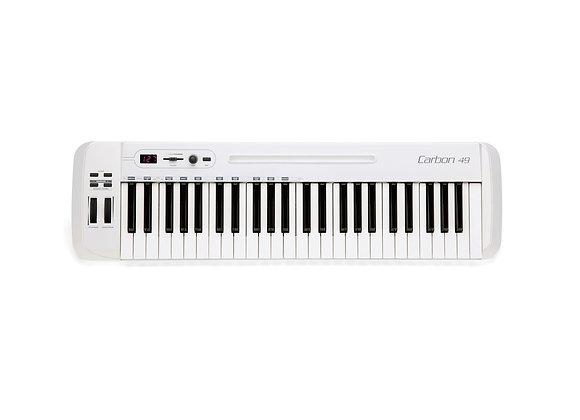Carbon 49 SAMSON - Teclado controlador MIDI 49 teclas