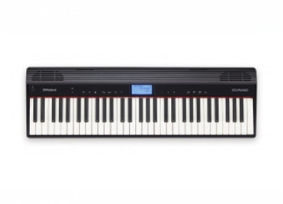 GO:PIANO Roland - Piano digital 61 teclas