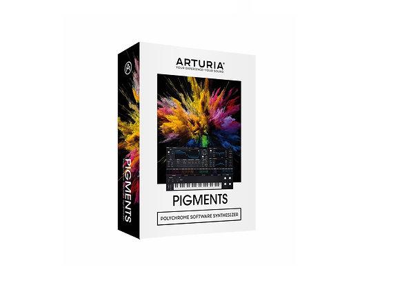 Pigments ARTURIA - Instrumento virtual sintetizador