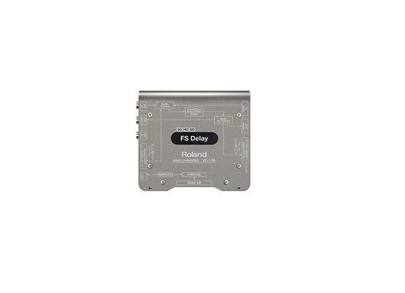 VC-1-DL Roland - Convertidor de video bidireccional SDI/HDMI Delay y Frame Sync
