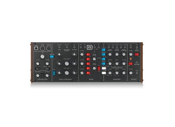 MODEL D BEHRINGER - Modulo sintetizador