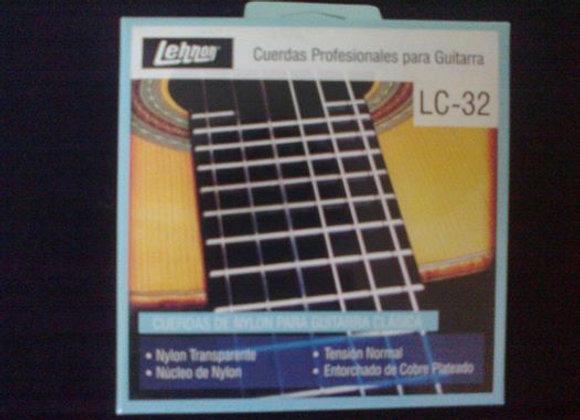 Cuerdas de nylon para guitarra clàsica LEHNON