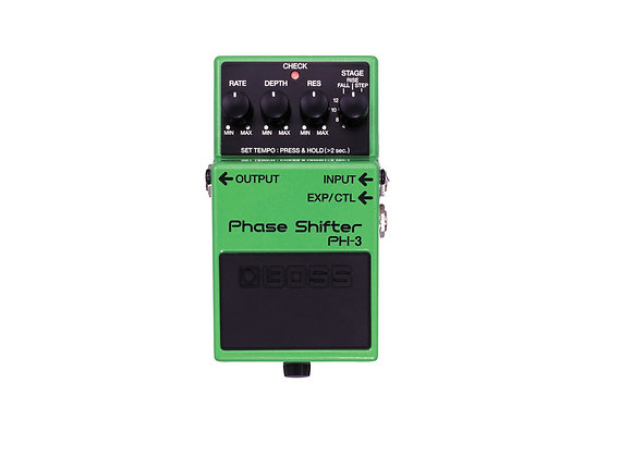 Ph-3 Boss Pedal Compacto Phase Shifter