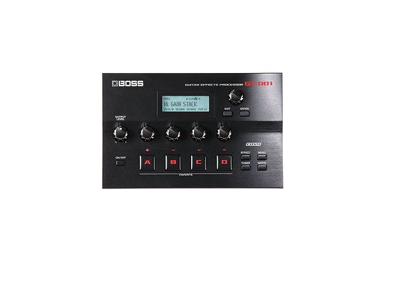 GT-001 Procesador de efector para guitarra