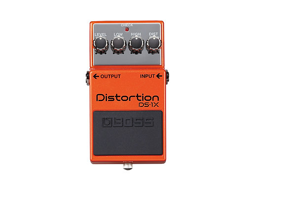 Ds-1x Boss Distorsión Pedal De Efecto Para Guitarra