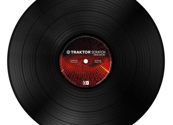 Traktor Scratch Control Vinyl - Native Instruments