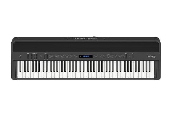 FP-90BK Roland Piano Digital 88 teclas color negro