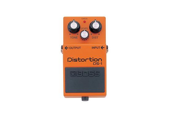 Ds-1 Boss Distorsión Pedal De Efecto Para Guitarra