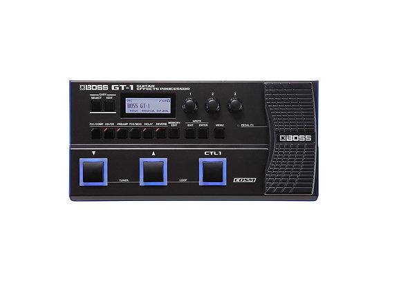 Gt-1 Boss Procesador De Efectos Para Guitarra
