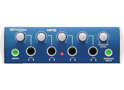 HP4 Presonus - Amplificador 4 audífonos