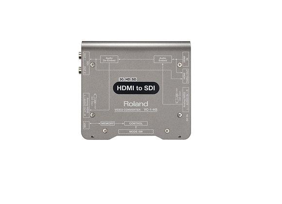 VC-1-HS Roland - Convertidor de vídeo HDMI a SDI