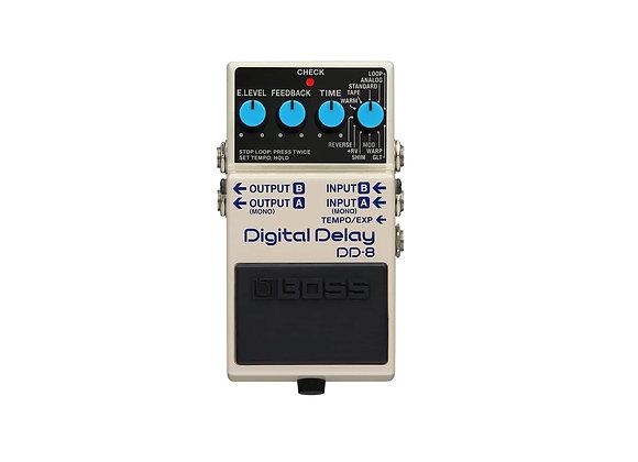 Dd-8 Boss Digital Delay
