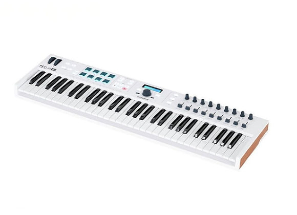 KeyLab Essential 61 ARTURIA - Teclado controlador MIDI 61 teclas