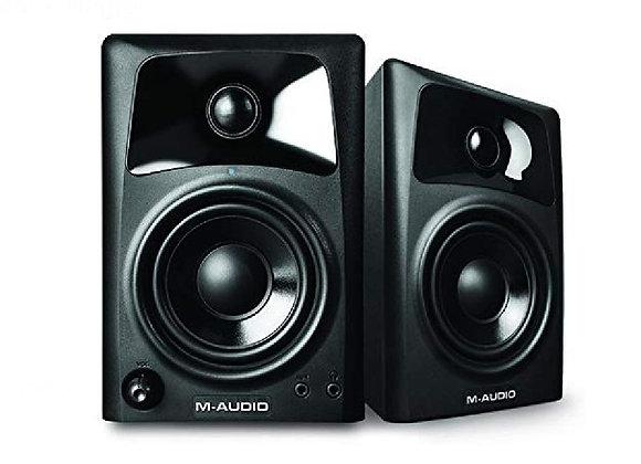 AV42 M-AUDIO - Par monitores 4 pulgadas
