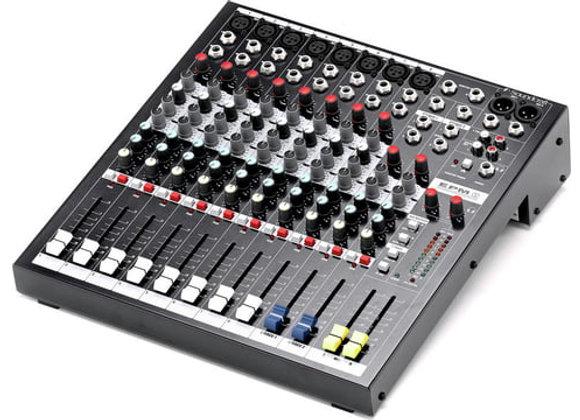 EPM8 Soundcraft - Mezcladora 8 canales XLR