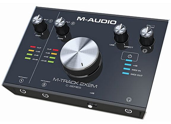M-TRACK 2X2M M-AUDIO - Interface audio