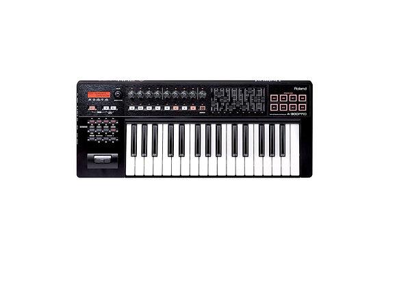 A-300PRO-R Roland - Teclado controlador MIDI 32 teclas