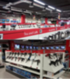 aray store interior design
