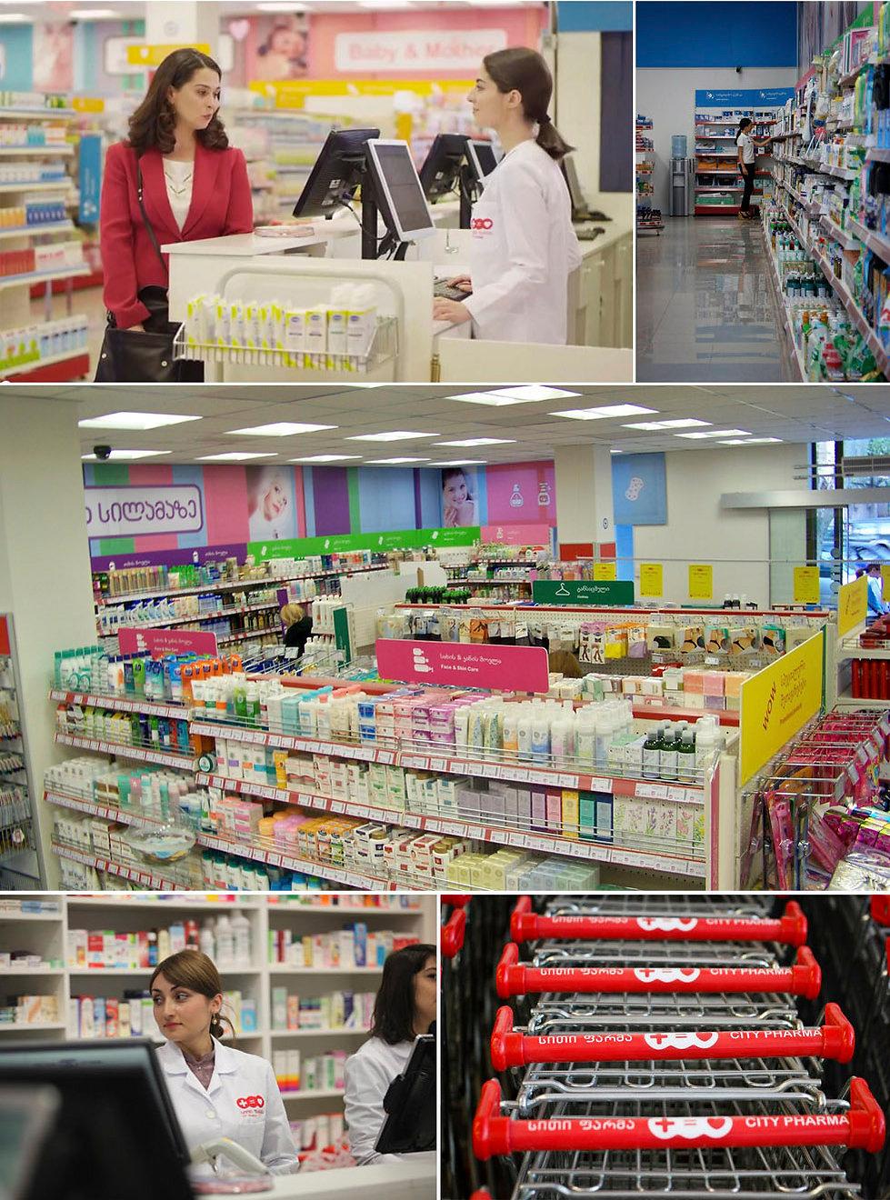 дизайн проектирование аптеки