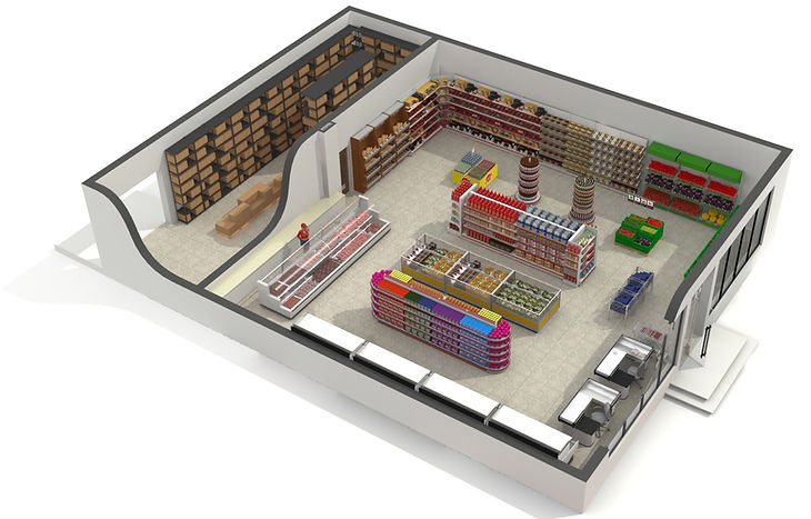 store design project