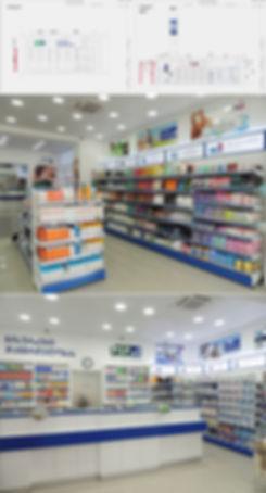 планировка аптеки