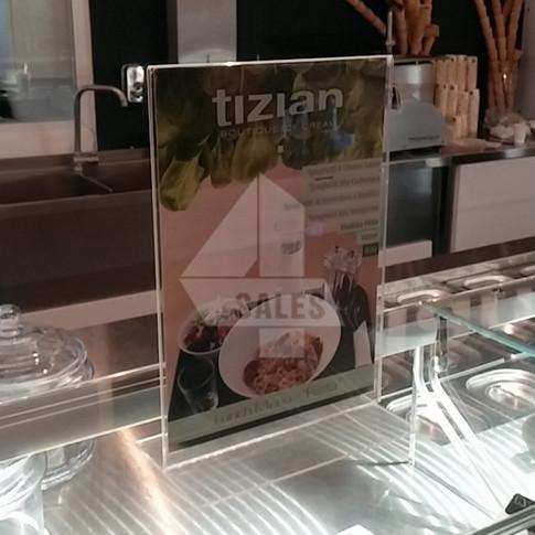 Подставка для меню