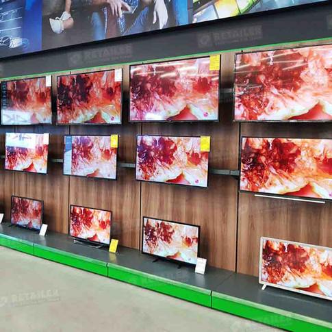 სტელაჟი ტელევიზორებისთვის, Metromart