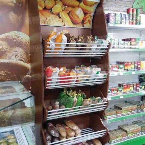 Хлебный стеллаж, Mishutka
