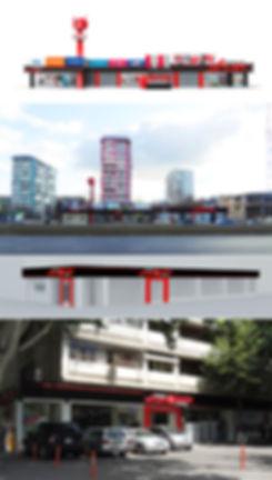 aray logotype design