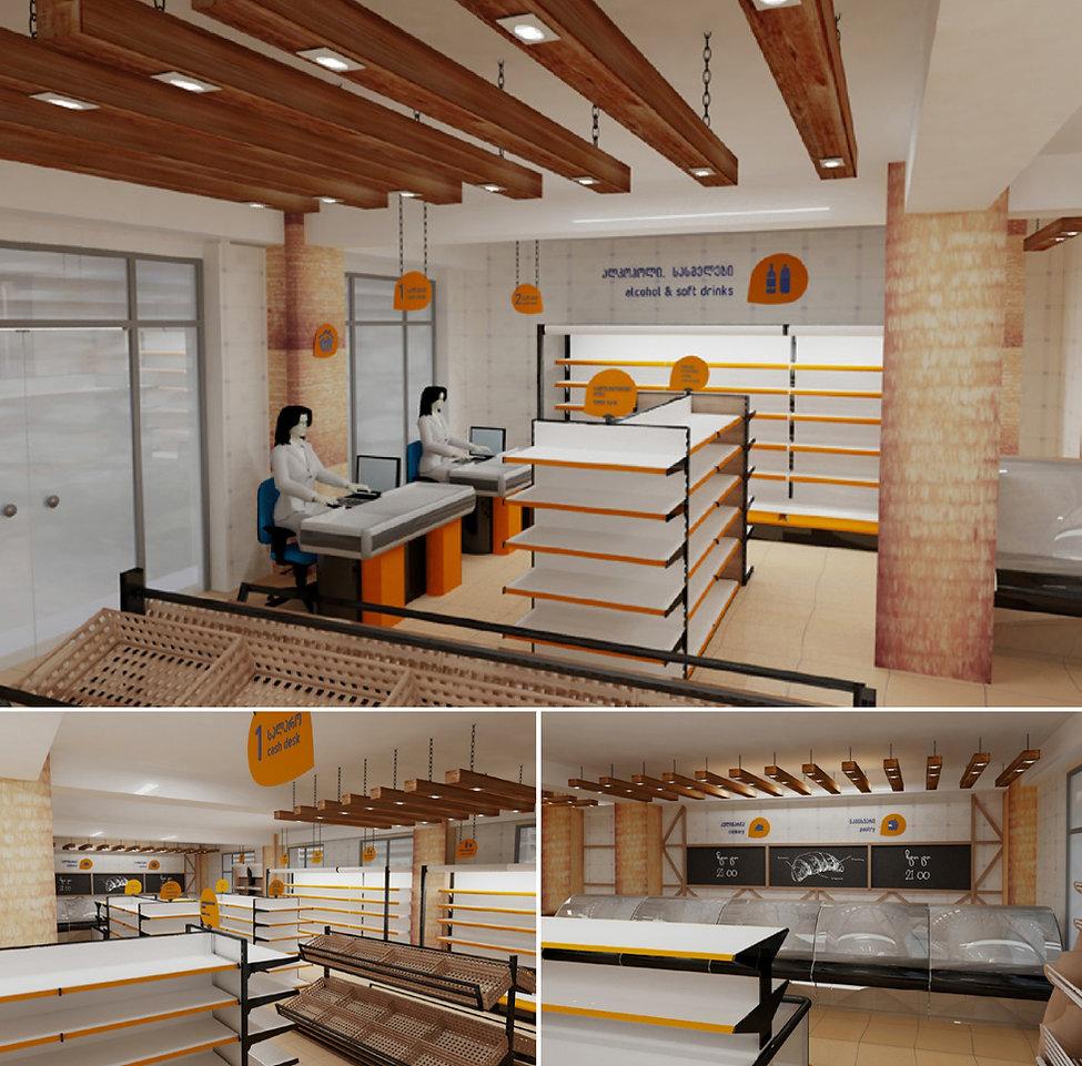 store 3d vizualization