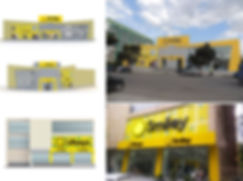 smiley дизайн магазина