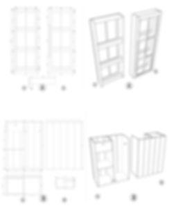 дизайн торгового оборудования santa esperanta