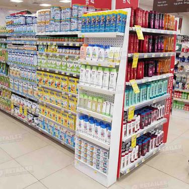 გვერდითა გონდოლა, Carrefour