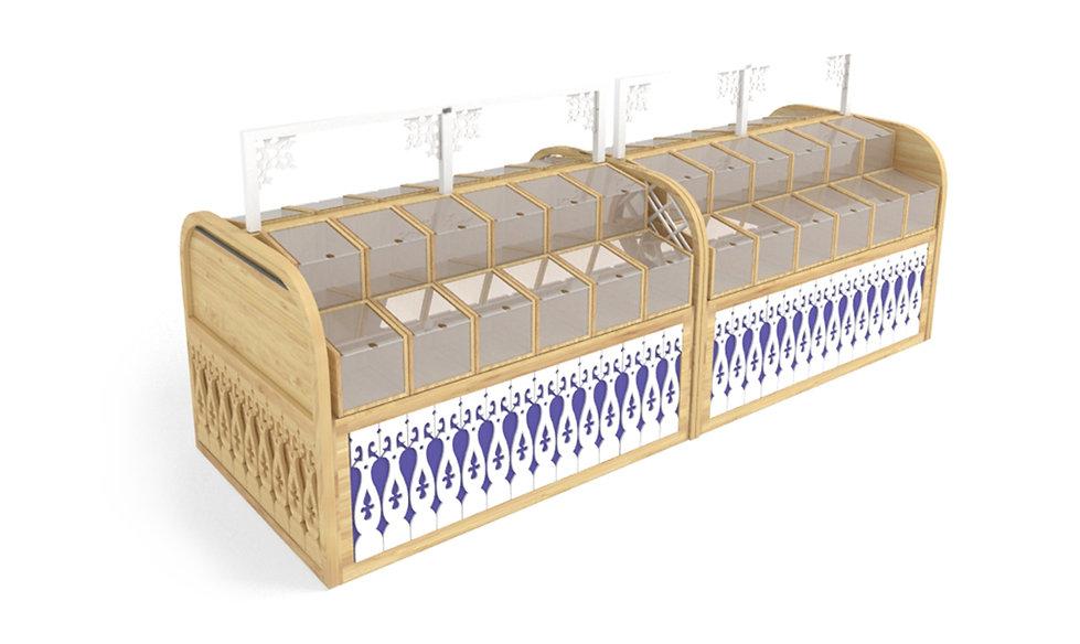 дизайн торгового оборудования