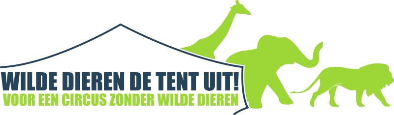 Wilde Dieren de Tent Uit logo.