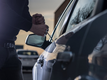 An Auto Locksmiths Guide to Keeping Your Car Secure