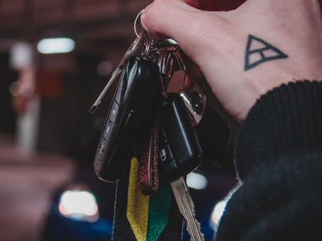 Taking your Car on Holiday and whether you should take a Spare Key