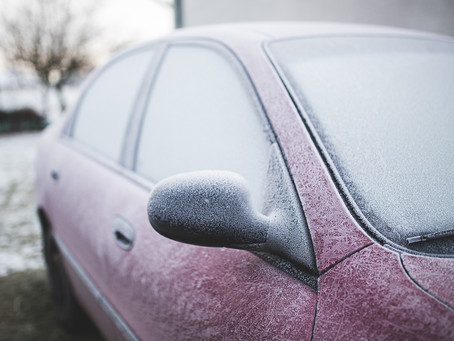 Tips for Managing Frozen Car Locks this Winter