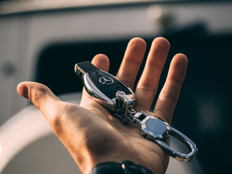 What to do if your Car Keys are Locked inside your Car