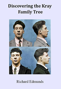Kray Twins Ronnie and Reggie