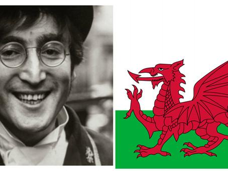 John Lennon – a Welsh National Hero?