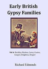 British Romany Gypses Buckley Cooper Burton Draper