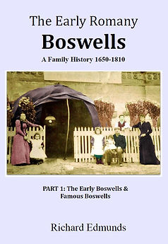 Romany Gypsies Boswells