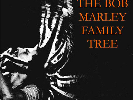 PATHS OF FREEDOM- THE BOB MARLEY FAMILY TREE