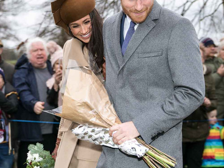 Royal Wedding Genealogy - Indian Roots, Slavery, Saxons and Cousin Marriages