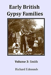 British Romany Gypsies Smith