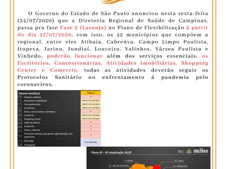 Plano de São Paulo 24-07-2020